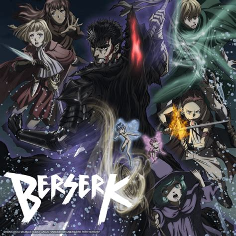 anime streaming berserk la 2 170 temporada de berserk se emitir 225 a trav 233 s de