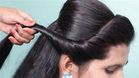 latest hairstyles  partywedding easy hairstyle