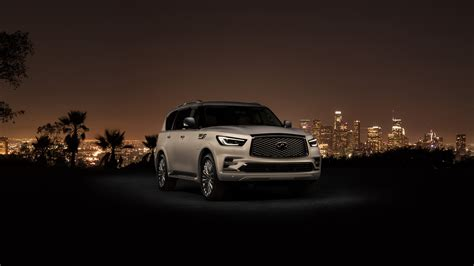 Infiniti Qx80 Wallpaper by 2018 Infiniti Qx80 4k Wallpaper Hd Car Wallpapers Id 9259