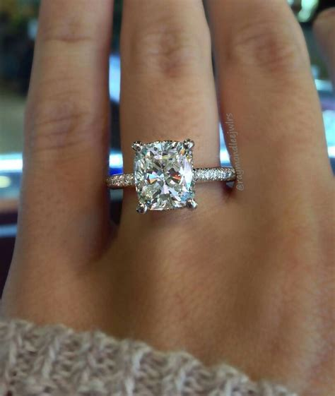 25+ Best Ideas About Cushion Cut On Pinterest  Cushion. Pink Colour Wedding Rings. Side Detail Engagement Rings. Jewerly Engagement Rings. Bark Texture Wedding Rings. Gold Engagement Rings. Gold Welsh Engagement Rings. India Wedding Rings. Inscribed Wedding Rings