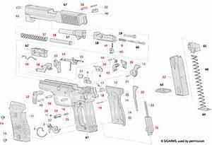 Sig Sauer U00ae P228 Esploso