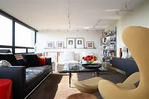 Mies Van Der Rohe Baltimore : mies van der rohe condo highfield house contemporary living room ~ Markanthonyermac.com Haus und Dekorationen