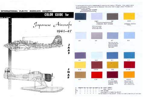 aviation of japan 日本の航空史 humbrol authentics the