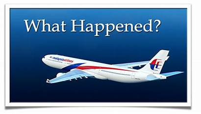 370 Flight Malaysia Airlines Happened Plane Boeing