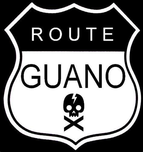 mcr route guano logo  geefreak  deviantart
