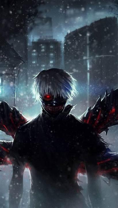 Ghoul Tokyo 4k Kaneki Ken Wallpapers Iphone