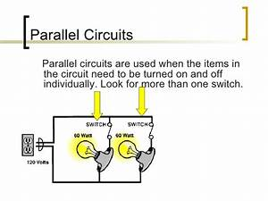 Photocell Labelled Circuit Diagram