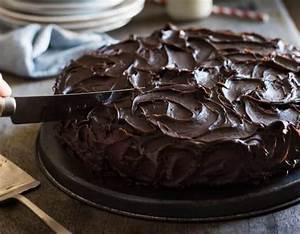 Easy Chocolate Fudge Cake | RecipeTin Eats