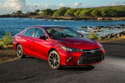 2017 Toyota Camry Xse I-4 First Test Review
