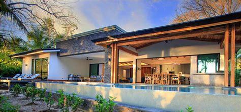 costa rica house rentals beachfront costa rica luxury villa pool 6 bedroom