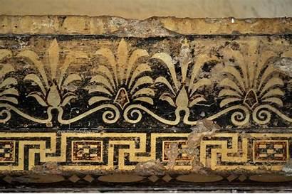 Greek Ancient Greece Pattern Motifs Wallpapers Kunst