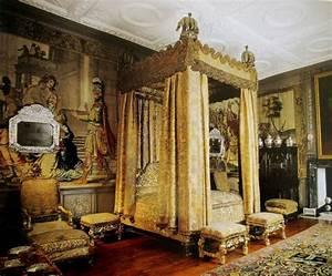Italian Baroque Interior Design Bedroom - Modern home