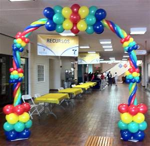 Balloons Arches Party Favors Ideas