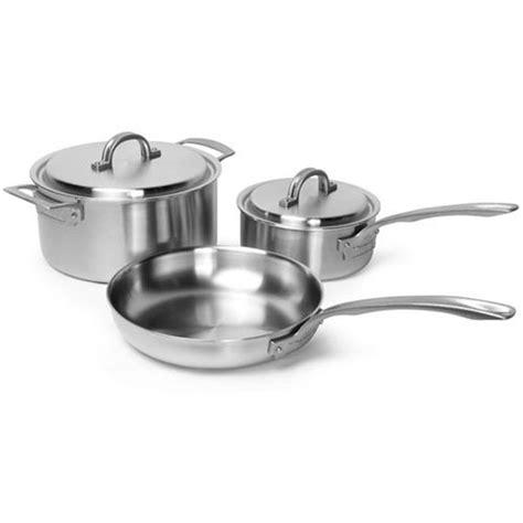 amazoncom  piece cookware set viking  ply home kitchen