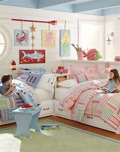 21 brilliant ideas for boy and girl shared bedroom With 4 brilliant room ideas girls