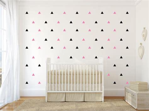 mur chambre des confettis sur les murs joli place