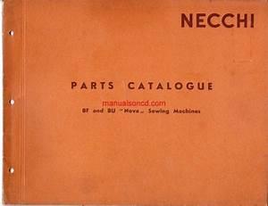 Necchi Bf