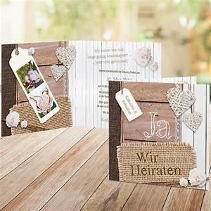 Fotoecke Hochzeit Selber Machen : einladungskarte shabby chic zur hochzeit bestellen ~ Markanthonyermac.com Haus und Dekorationen