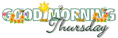 good morning thursday pictures photos and images for
