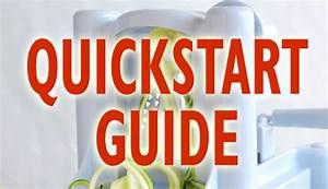 Quickstart Guide  U2013 Healthy Happy Foodie