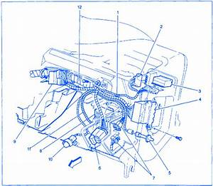 Gmc Sonoma 2004 Dash Electrical Circuit Wiring Diagram