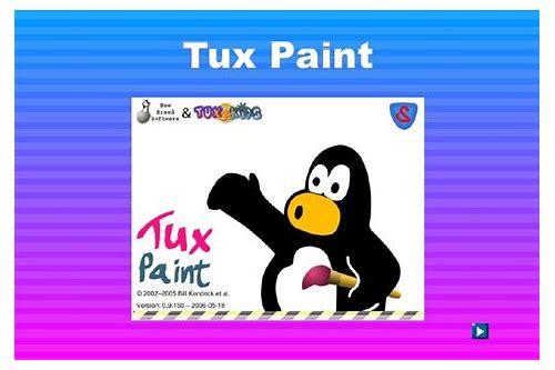 tux paint 2013 baixar gratis portugues