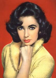 Two-Fisted Tales of True-Life Weird Romance!: Elizabeth ...  Taylor