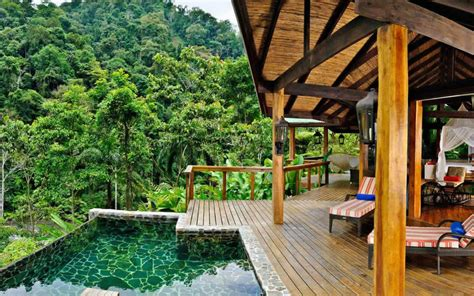top luxury lodges  hotels  costa rica