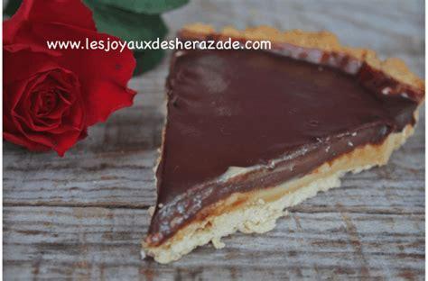 cuisine indienne tarte au chocolat caramel les joyaux de sherazade