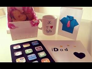 Fête Des Pères Cadeau : diy cadeaux f te des p res pas cher c line youtube ~ Melissatoandfro.com Idées de Décoration