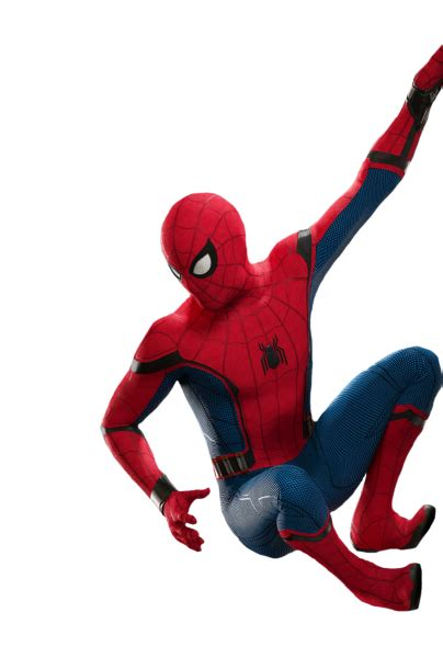 spider man homecoming render