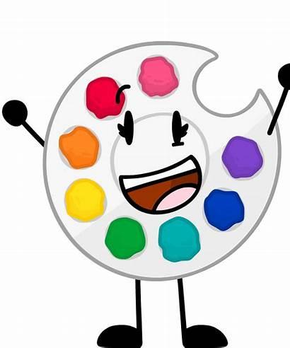Object Paint Lockout Palette Lockdown Fandom Shows