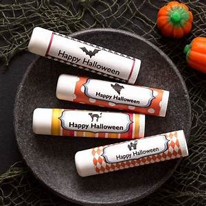 13 best halloween images on pinterest halloween crafts With avery lip balm labels