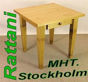 Esstisch 80 X 80 : massivholztisch esstisch stockholm 80 x 80 cm ~ Eleganceandgraceweddings.com Haus und Dekorationen