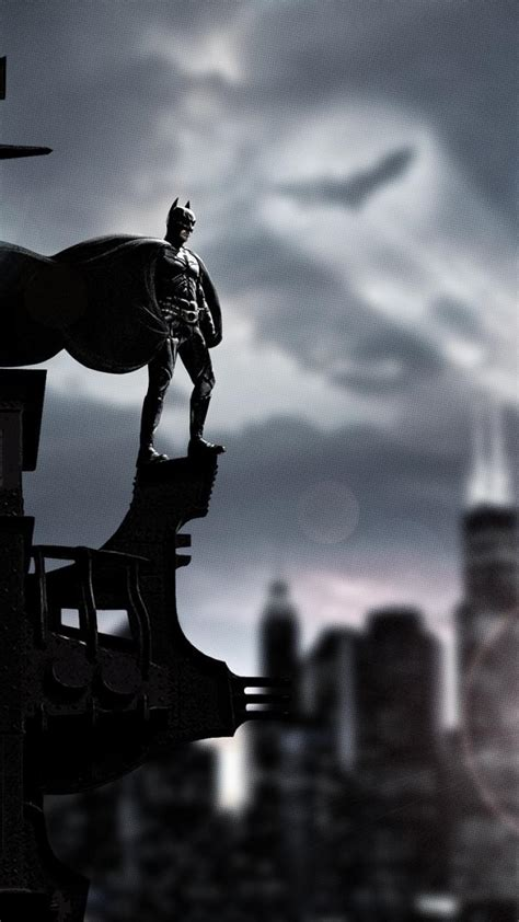 Permalink to Gotham City Wallpaper For Walls