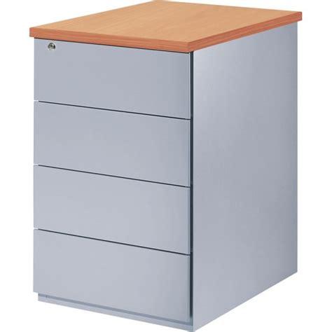 mobilier de bureau eol caisson metallique hauteur bureau