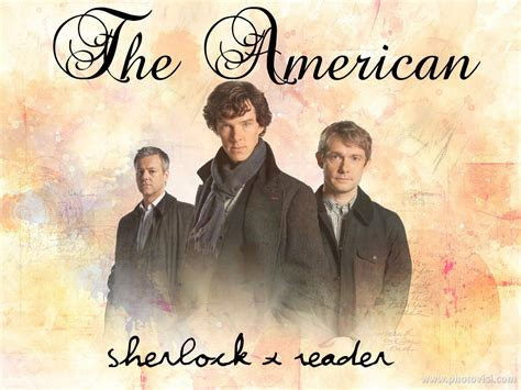 sherlock reader prologue bbc deviantart american