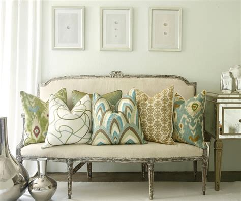 designer pillows for sofa turquoise tulips and bliss it 39 s friday i 39 m in love