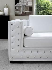dallas designer furniture divani casa dublin crystal With crystal tufted sectional sofa