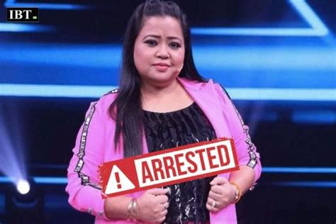 Breaking :Comedian Bharti Singh, husband Harsh Limbachiya ...