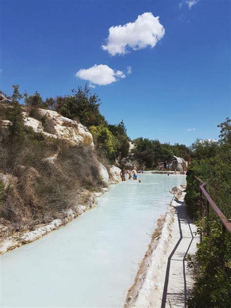bagno vignone terme libere terme libere di bagno vignoni e il parco dei mulini vojagon
