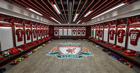 Envío gratis · click & collect · garantía liverpool. Liverpool FC Has a New Look for the UEFA Champions League ...