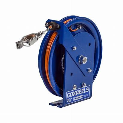 Reel Discharge Cable Spring Grounding Coxreels Sd