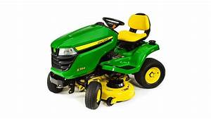 X300 Select Series Lawn Tractor
