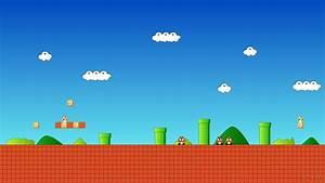 Mario Background 35580 Hd Wallpapers Mario Bross
