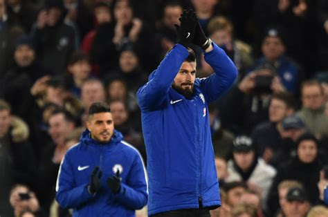 GIROUD REVEALS WHAT HE LIKES IN CONTE – THE REAL CHELSEA FANS