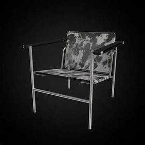 Le Corbusier Stil : 3d le corbusier style chair high quality 3d models ~ Michelbontemps.com Haus und Dekorationen