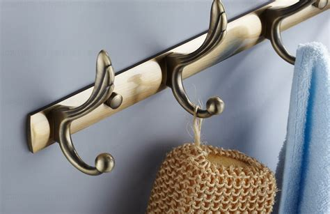 Bathroom Hooks Row by Antique Bathroom Stainless Steel Clothes Hook Row Hook