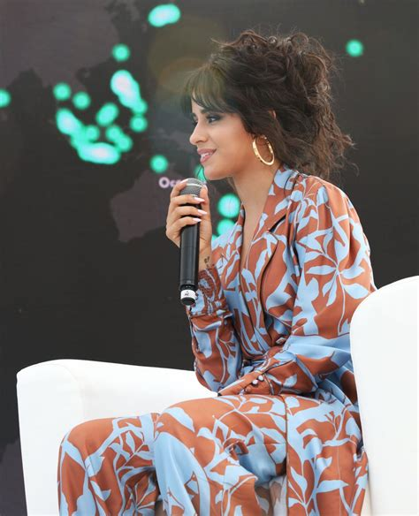 Camila Cabello Spotify Cannes Lions Event France