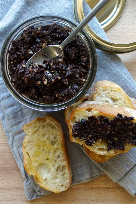 olive tapenade strawberryplum